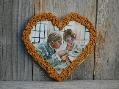 Downton Abbey Cookie - Cake by Brittani Diehl