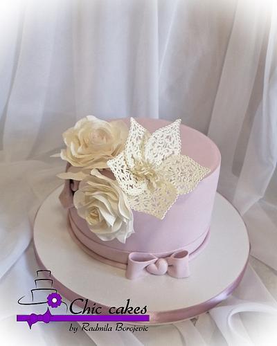 Gentle cake - Cake by Radmila