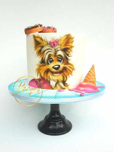 Summer mood - Cake by Mariya's Cakes & Art