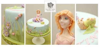 Fairy - Cake by TopCake Studio