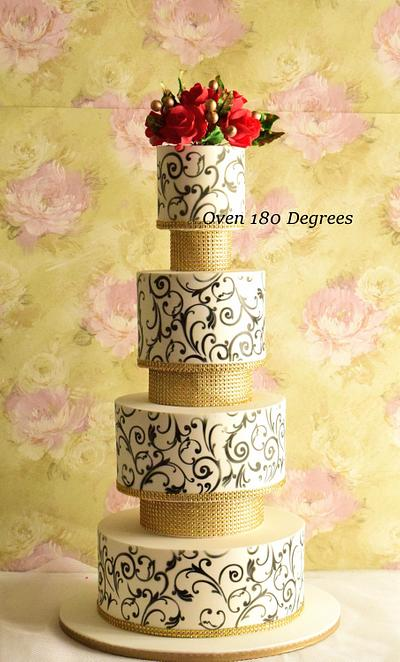 Statuesque! - Cake by Oven 180 Degrees