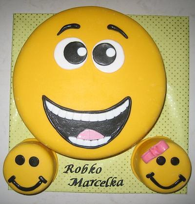 birthday cake - Cake by elamaslakova