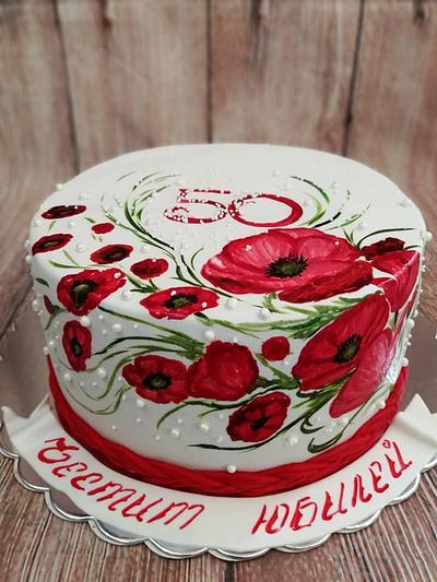 POPPY - Cake by Galito