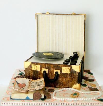 Love me tender - Cake by Bake N Frost