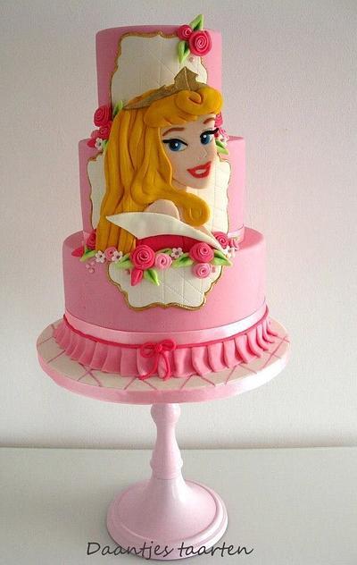 Aurora - Cake by Daantje