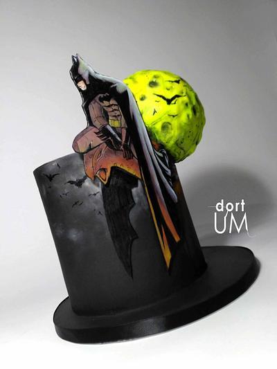 Batman cake - Cake by dortUM