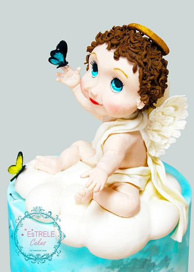 Make a Wish - Too Beautiful for Earth - Cake by Estrele Cakes