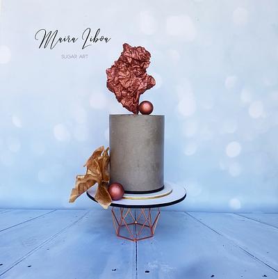 Concrete - Cake by Maira Liboa