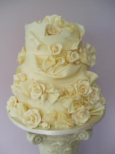 Victoria! - Cake by Patricia