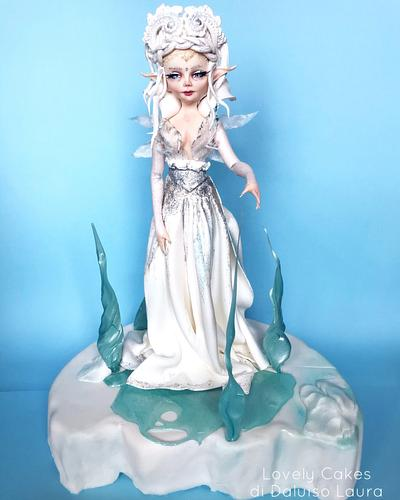 Ice Queen  - Cake by Lovely Cakes di Daluiso Laura