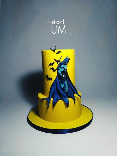 Batman - Cake by dortUM