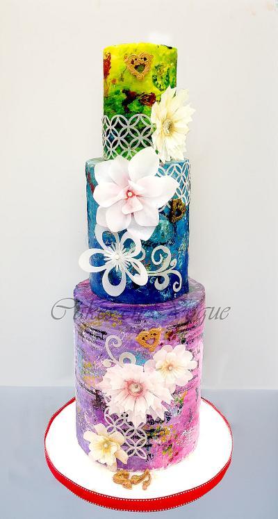 Vintage Fantasy - Cake by Cakes en Vogue