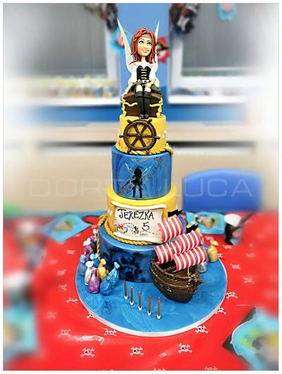 Zarina - Cake by Dorty LuCa