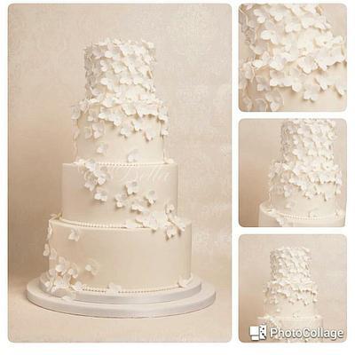 Wedding Cake  - Cake by EBella