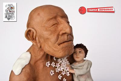 The Selfish Giant (Primavera de Fábula) - Cake by Tartas Imposibles