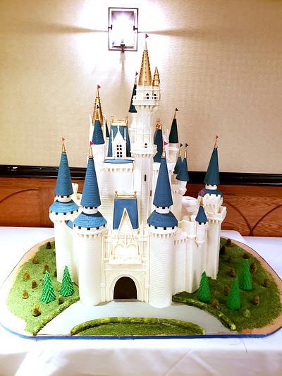 Princess Castle Cake  - Cake by Cakes ROCK!!!