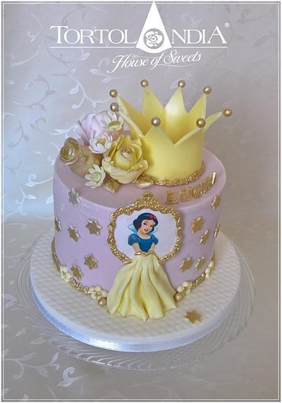 Princess cake - Cake by Tortolandia
