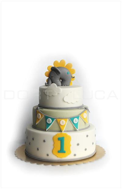 Lil Boy - Cake by Dorty LuCa