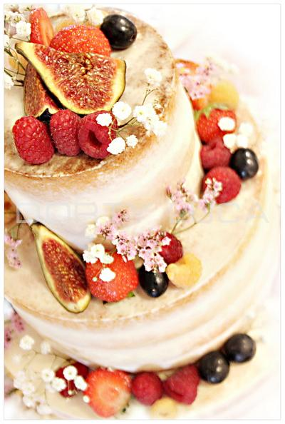 seminaked - Cake by Dorty LuCa