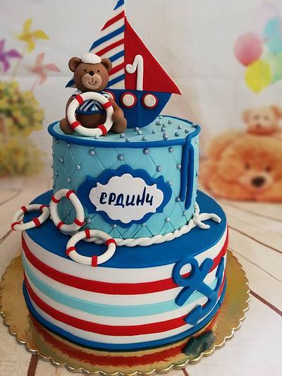 Sailor - Cake by Galito