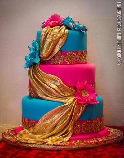 Bollywood Cake - Cake by Amita Singh