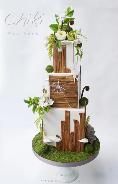 ...~Woodland ...~make a wish~... - Cake by Chiki