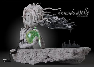 Acts of Green - Earth Day - Cake by il mondo di ielle
