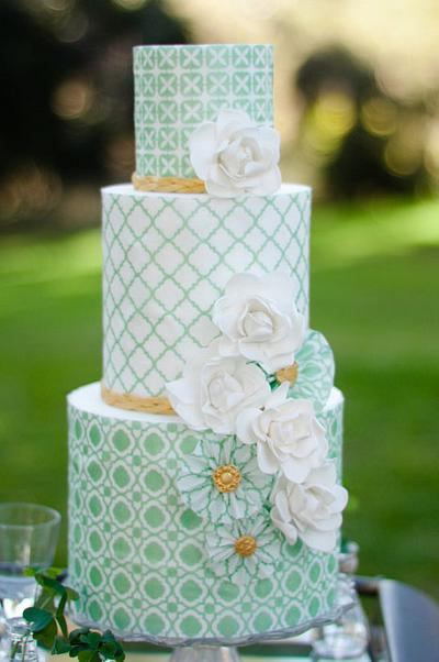 Patrick - Cake by Stevi Auble