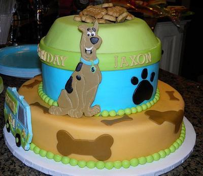 Scooby Doo - Cake by Nissa