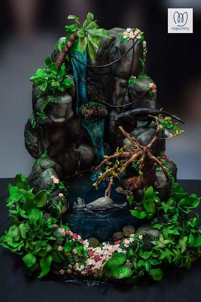 The jungle book - Cake by Mayummy