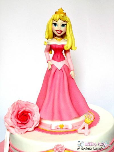 Sleeping Beauty Cake - Cake by Isabella Coppola di Milky Way