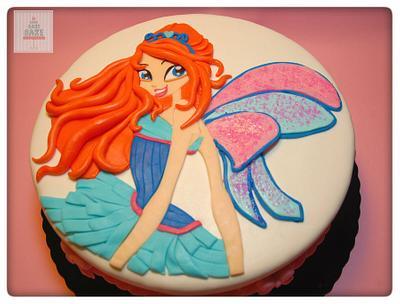 Winx Cake - Bloom - Cake by CakeCakeCake