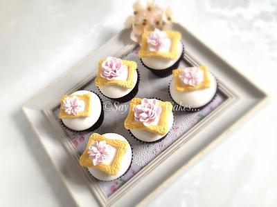 Cupcakes - Cake by Say it with Cakes