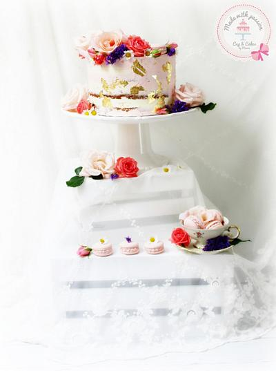 Garden Dream  - Cake by Maria *cakes made with passion*