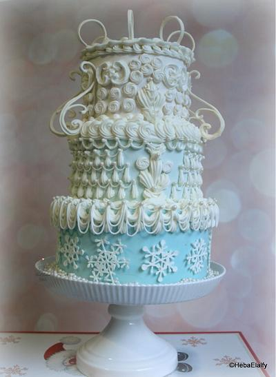 Merry Christmas (CPC Christmas Collaboration) - Cake by Sweet Dreams by Heba