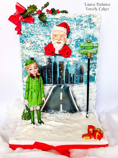 Miracle on 34th Street (Christmas at The movie Collaboration ) - Cake by Lovely Cakes di Daluiso Laura
