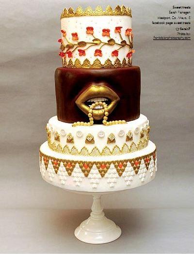 Fashion cake - Cake by sarahf