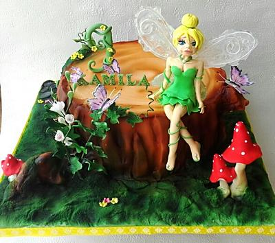 birthday cake - Cake by Ania - Sweet creations by Ania