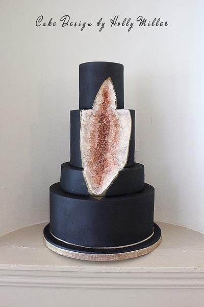 Geode Cake - Cake by Holly Miller