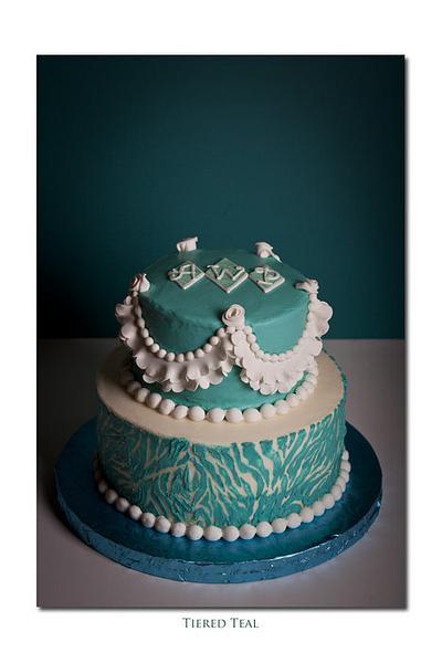 Sweet Sixteen - Cake by Jan Dunlevy