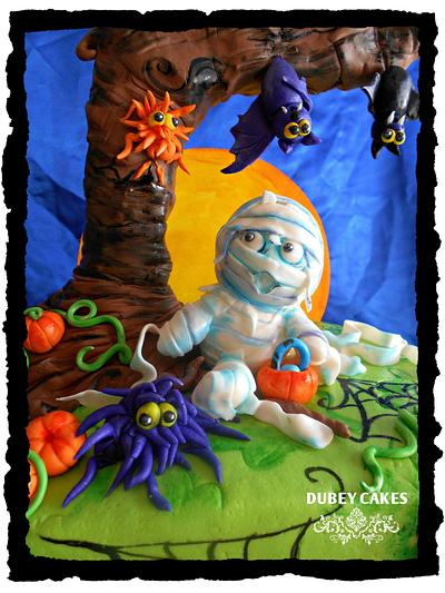 Trick or Treat :D - Cake by Bethann Dubey