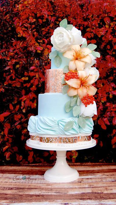 Autumn Hues - Cake by Cake Heart