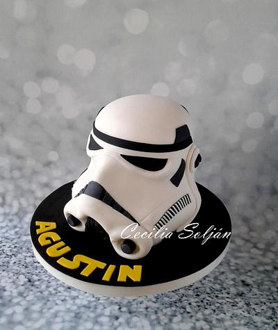 STAR WARS CAKE - Cake by Cecilia Solján