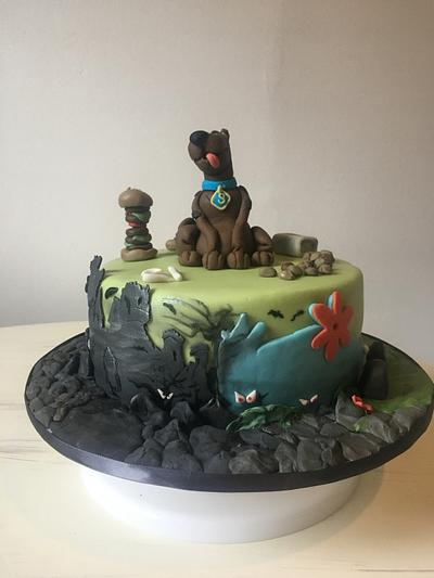 Scooby doo - Cake by Liz