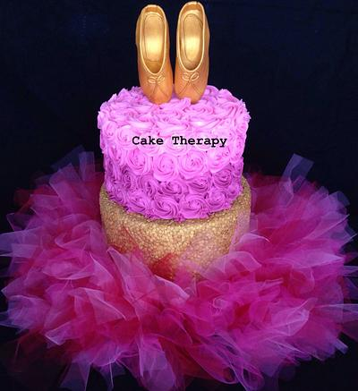 Tutu cute - Cake by Cake Therapy