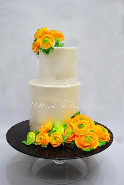 Elegant - Cake by Louis Ng