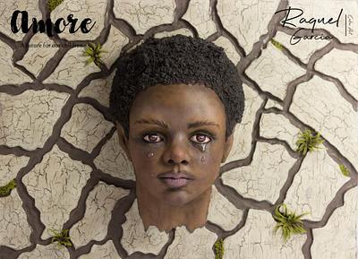 EKON (Amore- a future for our children collaboration) - Cake by Raquel García
