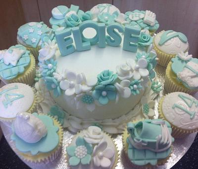 Eloise - Cake by CakeDIY