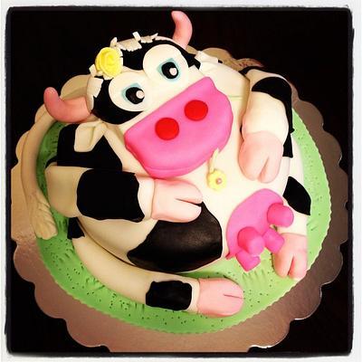 Cow Cake - Cake by Jeremy