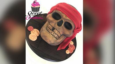 Sugar Pirates  - Cake by Niki